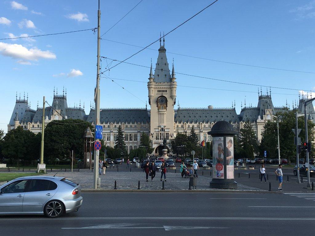Iași – Capitala Moldovei