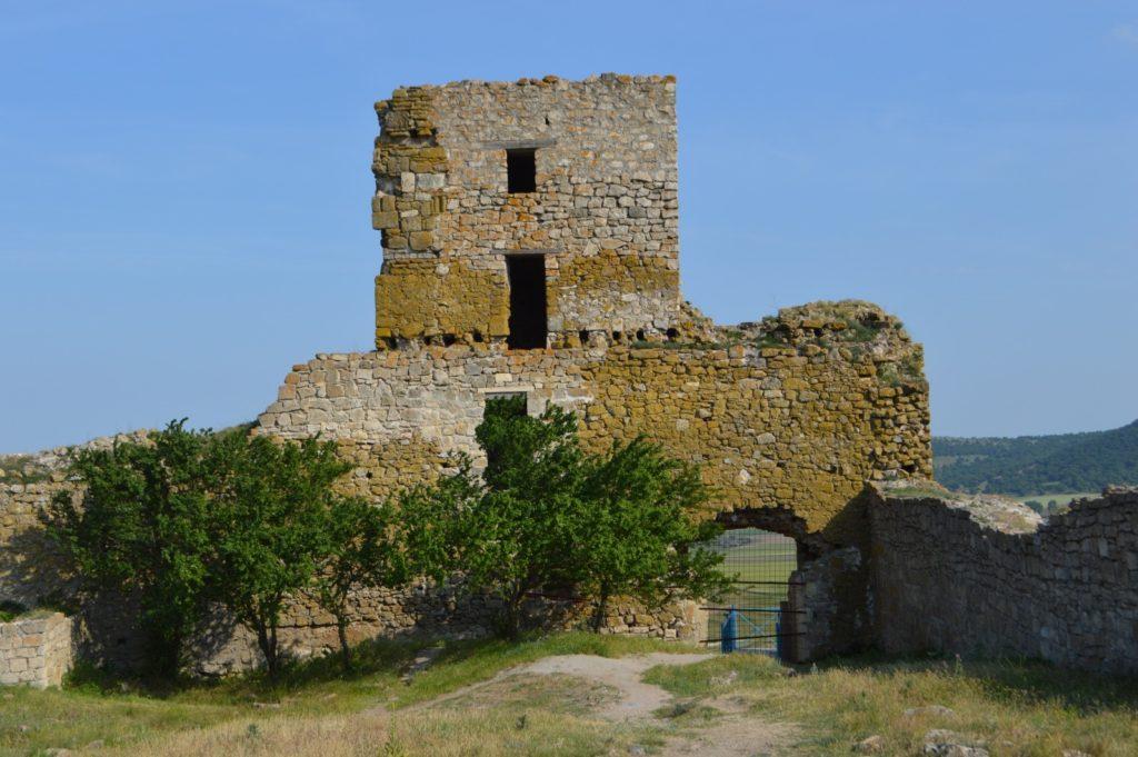Cetatea Enisala, fortăreața Dobrogei